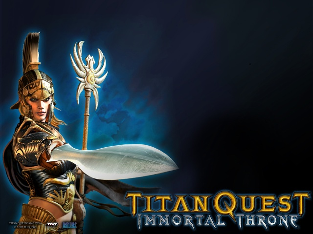 Titan quest immortal throne cell Wallpapers.