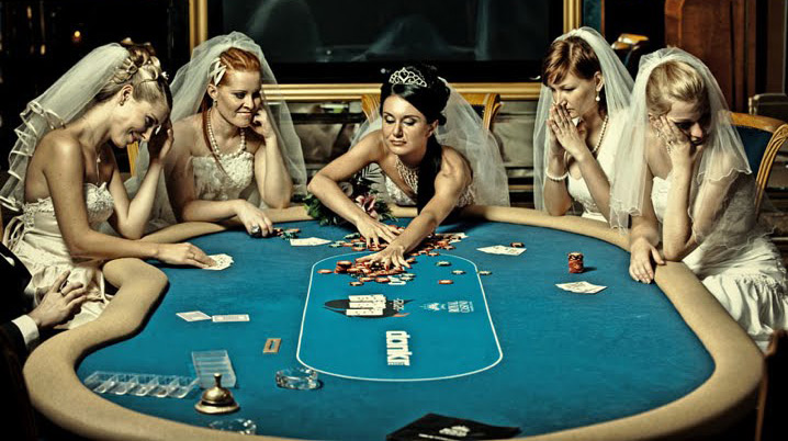 poker girls